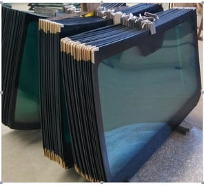 China Toyota And Honda Auto Clear Car Front Glass , Auto Window Glass Windshield supplier