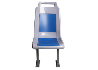 China Standard Size ABS Plastic Bus Seats 400 * 440 * 630 Long Working Life Time supplier