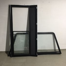 China Custom Side Window Flat Windshield Glass , Vehicle Side Glass Replacement Anti Glare supplier