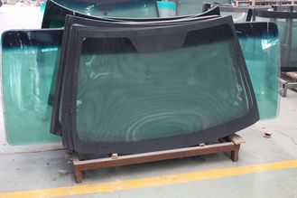 China High Performance Bus Front Windshield  , Laminated Tempered Bus Windscreen Impact Resistance supplier