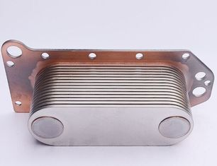 China Original Diesel Engine Oil Cooler Core Part Number C5284362 3966365 Durable supplier