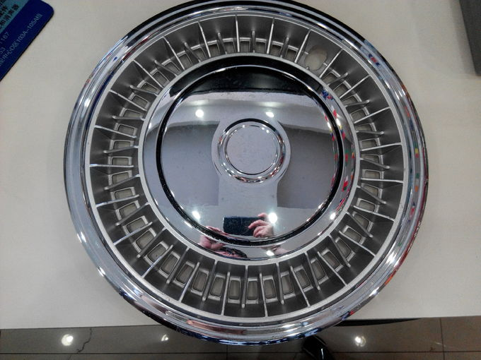 14 / 15 Inch Bus Wheel Covers Hubcap ABS Material Long Working Life Time